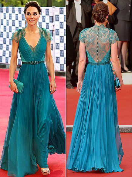 Long Lace Bridesmaid Dresses Teal