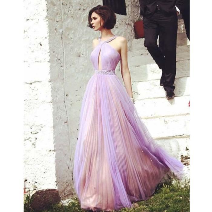 3e6f36257 Lilac Chiffon Prom Dress,Sexy A-line Party Dress,Sexy Prom Dress ,Chiffon  Graduation Dress,Formal Evening Dress